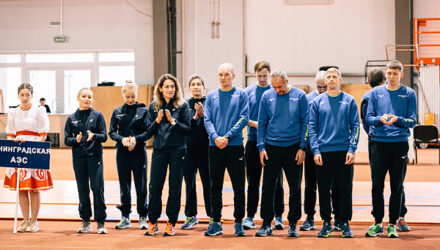 21 медаль у команды ЛАЭС