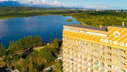 В Абхазию по профсоюзной путевке